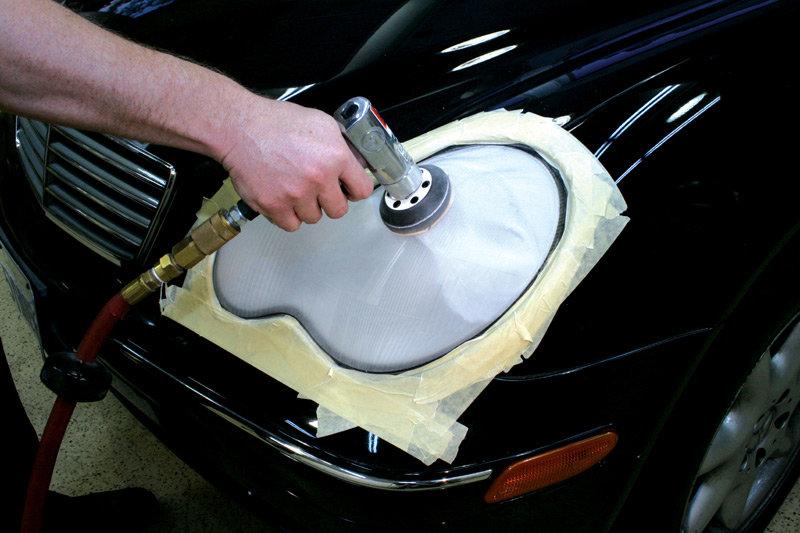 Professional Headlamp Restoration Service – Nynsa